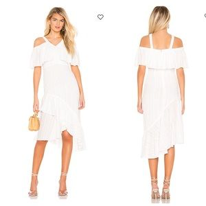 Tularosa - hadley cold shoulder dress